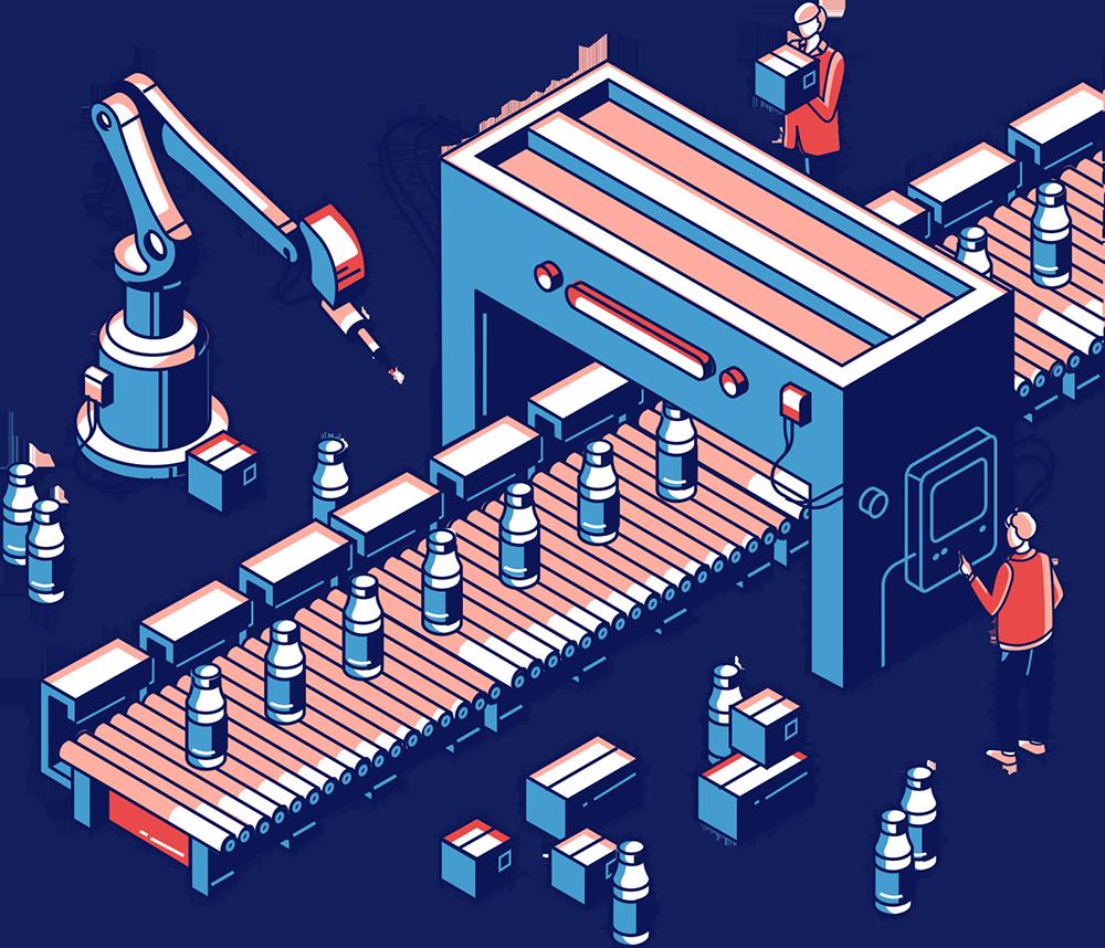 assistenza automazione industriale