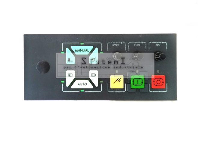 OS8730 93000620 Console canopen Osai con scheda Trama 287249K nuova